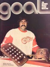 Goal Magazine Rogie Vachon 1978 102517nonrh