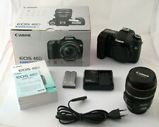 CANON EOS 40D digital slr EF IS USM 17-85 17-85mm like new boxed wie neu OVP /20