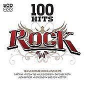 Various Artists - 100 Hits (Rock, 2007) CD