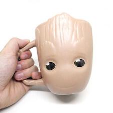 Cartoon MUGs Tree Man Cup Milky Way Guard Groot Ceramic Mugs Water Bottle H025HC