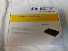 StarTech.com Ds51 Ethernet Switch