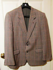 "42R ""Premier Collection"" 2 Button Single breasted Jacket Pure wool Very Good"