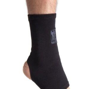 NIKKEN KenkoTherm Ankle Wrap fit support Polyester fiber cotton New Technology