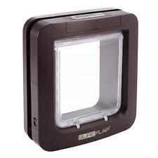 SureFlap Microchip Pet Door in Brown