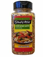 Simply Asia Premium Natural Sweet Ginger Garlic Seasoning 12 oz