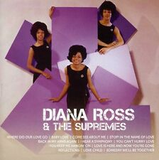 Diana Ross, Diana Ross & the Supremes - Icon [New CD]
