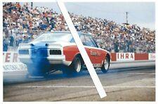 1970s IHRA Drag Racing-Ronnie Sox-Jake King-426 Hemi Powered Dodge Colt