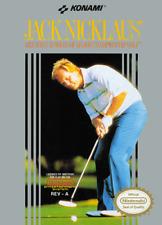 Jack Nicklaus Golf - Nintendo NES GG