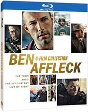 Ben Affleck: 4-Film Collection [New Blu-ray] Boxed Set, Slipsleeve Packaging
