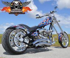 New Listing2004 American Ironhorse 280 Lsc Lone Star Chopper 324 Miles Free Shipping