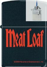 Zippo 218 meat loaf music Lighter & Z-PLUS INSERT BUNDLE