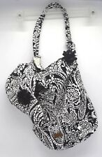 Black White AEROPOSTALE Purse Hat Flower Hair Clip Set New with Tags