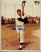 WILLIE MAYS PSA/DNA SIGNED CERTED 8X10 PHOTO AUTHENTIC AUTOGRAPH