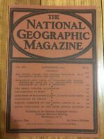(REPRINT!) National Geographic Magazine September 1903 Vol. XlV No.9, Tibet