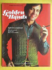 Golden Hands - Part 70, Crochet, Knitting, Dressmaking, Embroidery, Magazine