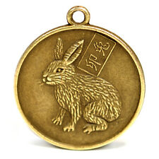 YEAR of the RABBIT GOOD LUCK CHARM 1