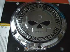 Harley Davidson Skull Derby Deckel Sportster 25440-04A