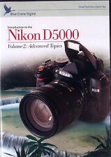 Blue Crane Training DVD: Introduction to the Nikon D5000 Volume 2