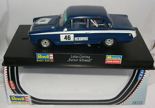 REVELL 08310 SLOT CAR LOTUS CORTINA #46 RAINER SCHWEDT MB