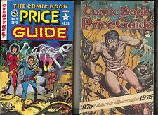 No. 5 (1975) + 9 (1979) Overstreet Price Guide