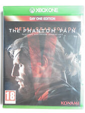 Metal Gear Solid V The Phantom Pain édition day one Jeu Vidéo XBOX ONE