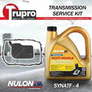 SYNATF Transmission Oil + Filter Service Kit for Holden Statesman Caprice WM