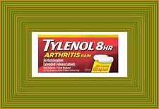Tylenol 8-Hour Arthritis Pain Relief Acetaminophen 650mg, 290 Caplets