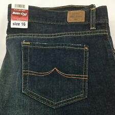 Old Navy Ultra Low Waist Blue Jeans Pants Size 16 Reg Low Rise Med Wash NWT