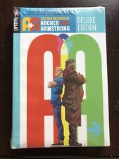 A & A: Archer And Armstrong Valiant Deluxe Edition Hardcover HC NEW AND SEALED