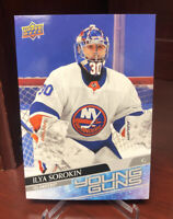 2020-2021 Upper Deck Series 2 ILYA SOROKIN Young Guns 461 Oversized Jumbo