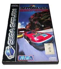 Daytona USA Championship Circuit Edition Sega Saturn PAL *No Manual* #1
