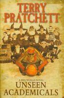 Unseen Academicals (Discworld) By Terry Pratchett. 9780385609340