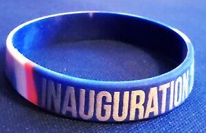 Souvenir Rubber Bracelet 2013 Inauguration
