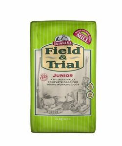 Skinners Field & Trial Junior Dog Food - 15kg