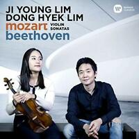 Ji Young Lim - Mozart And Beethoven. Violin Sonatas (NEW CD)