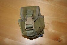 Eagle Industries Grenade Pouch Granaten Tasche MJK Khaki – NEU – mit MALICE Clip