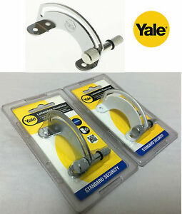Yale Letterplate Restrictor Security Lock Guard - P-YLPR