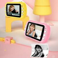Mini Kids Instant Print Digital Camera Printer Video 1080P Xmas Gift Outdoor