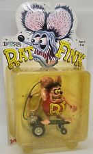 Ed Big Daddy Roth Rat Fink Action Figure Sideshow