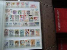 TCHECOSLOVAQUIE - 40 timbres obliteres (tout etat)