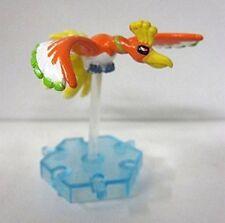 """Bandai Pokemon Gashapon Part 8 Mini Figure - 1"""" Ho-oh 077 (Japanese Import)"""
