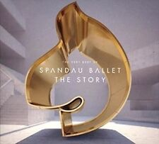 Story The Very Best of Spandau Ballet 0825646227884