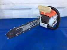 "Stihl 031Av 031 AV 16"" 48cc Chainsaw With Bar RUNS Clean Vintage Stihl Chainsaw"