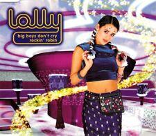 [Music CD] Lolly - Big Boys Don't Cry / Rockin' Robin