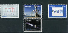 Kenya 2015 MNH ITU International Telecommunication Union 150th Anniv 4v Set