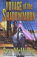 Voyage Of The Shadowmoon by Sean McMullen HC new