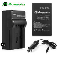 EN-EL20 Battery+Charger For Nikon Coolpix A 1 J1 1 J2 1 J3 1 S1 1 V3 AW1 Replace