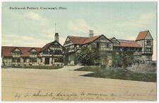 1910s Rookwood Pottery Postcard - Famous Cincinnati Ohio Art Pottery