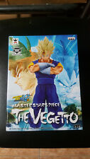 Dragon Ball Kai Master Star Piece Vegetto statue Banpresto Vegeta Goku AUTHENTIC
