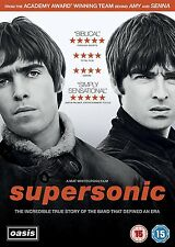 OASIS  SUPERSONIC DVD   BRAND NEW SEALED GENUINE UK DVD